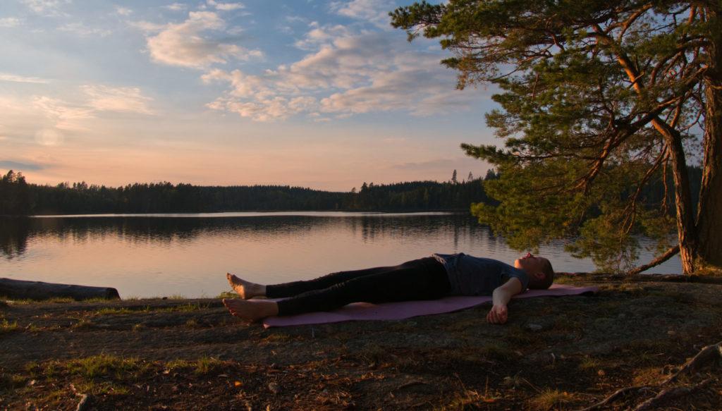 Yoga Shavasana