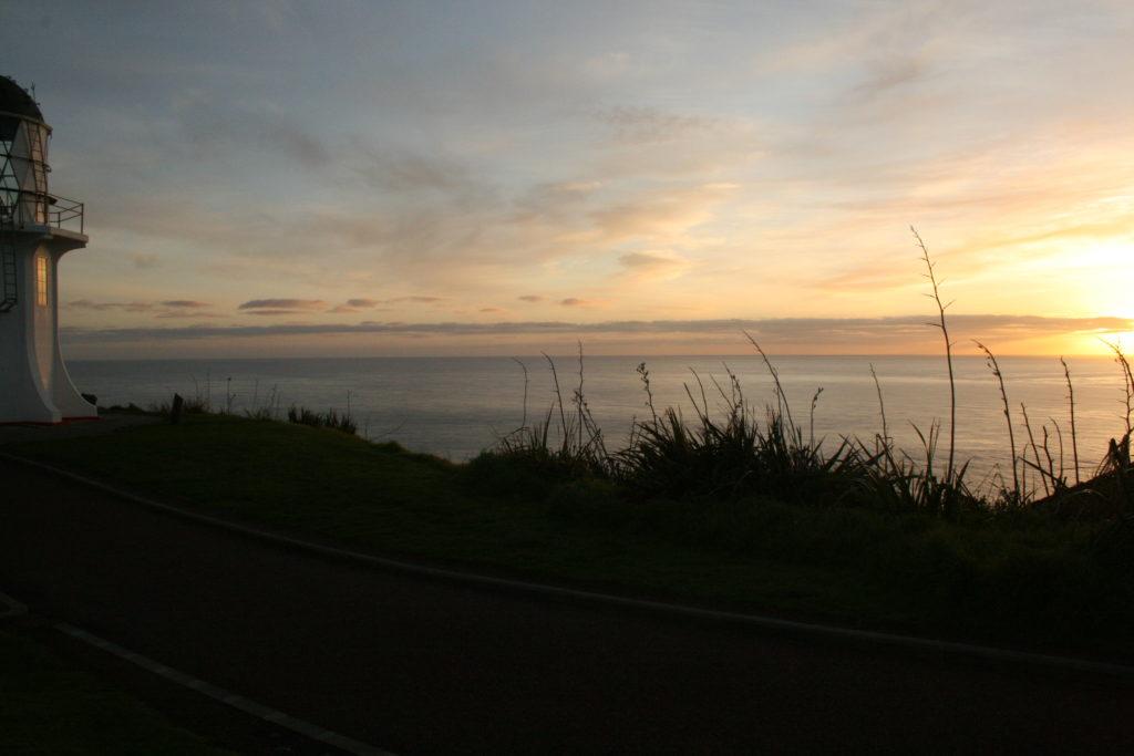Sonnenaufgang Cape Reinga